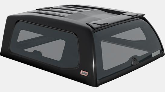 central locking abs plastic ute canopy