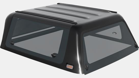 Rhino Rack Roof Racks Black