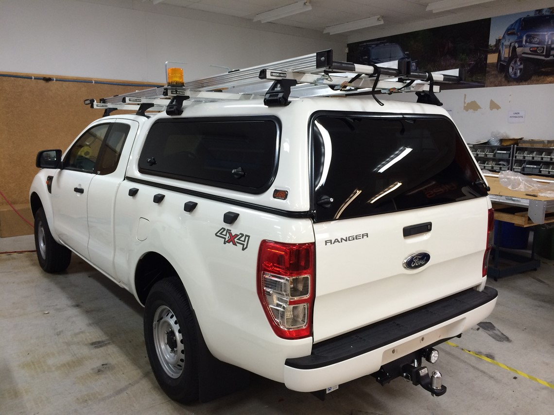 ford ranger work solution