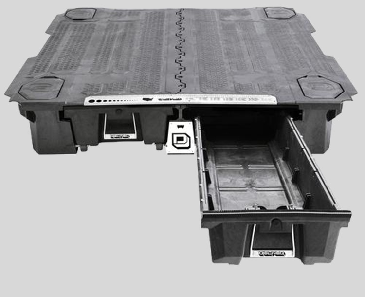decked ute drawer system