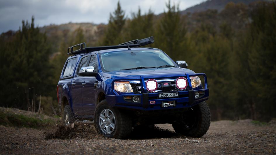 arb intensity driving lights