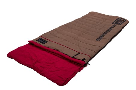 arb deluxe canvas sleeping bag