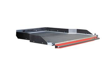 sliding tray for ute